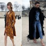 Look do paris fashion week