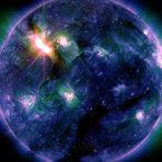 Tempestades Solares 2012.