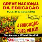 Curiosidades - GREVE NACIONAL DA EDUCAÇÃO - TRÊS DIDAS