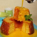 Culinária - Bolo de laranja