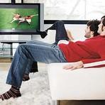 Dicas de posturas para assistir TV