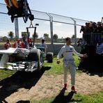 "Fórmula 1 - Desespero de Schumacher em impedir fotos pode ""entregar"" Mercedes"