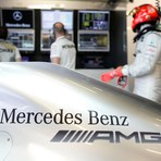 Fórmula 1 - Michael Schumacher confiante após treino classificatório para o GP da Austrália de F1