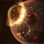 Espaço - Novos estudos desafiam teoria atual de formação da Lua