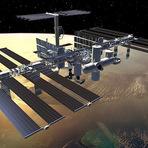Espaço - Estação espacial: arte e conceito