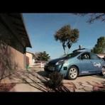Carro da Google é testado com motorista cego