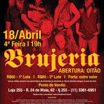 BRUJERIA - SP-18/04/2012