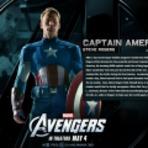 Cinema - Os Vingadores   Veja fotos do perfil oficial da equipe