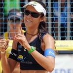Vôlei - Juliana e Larissa enfrentam Talita e Maria Elisa na final da etapa do Ceará
