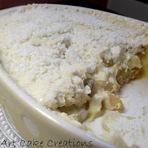 Culinária - Sobremesa de Abacaxi