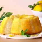 Culinária - Sobremesa Light - Receita de Bolo de Laranja Light - Bolo Light
