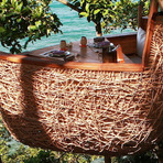 Culinária - Um restaurante na copa das árvores