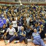 Vôlei - Cruzeiro é campeão da Superliga Masculina de Vôlei