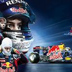 Fórmula 1 - Fórmula 1 : Vettel vence no Bahrein e assume a liderança do Mundial