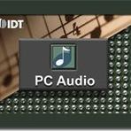Softwares - Driver de Áudio IDT 92HD81B1x @ intel nm10 ich high definition audio controller