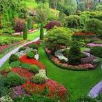 Curiosidades - Decorando o jardim com estilo