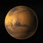 Espaço - Marte, o planeta vermelho, pode ter abrigado um oceano