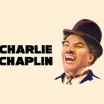 Celebridades - Charlie Chaplin - The Lion & Cage!