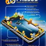 Culinária - Infográfico AndroidPIT: 10 Passos para criar um app fantástico - AndroidPIT