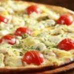 Culinária - Aprenda a fazer pizza colorida