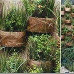 Arquitetura e decoração - Jardim Suspenso