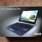 ASUS disponibiliza unboxing do Transformer Pad TF300T