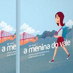 Livros - [Lançamento] A Menina do Vale