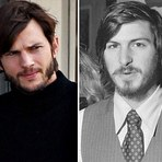 Cinema - Ashton Kutcher aparece como Steve Jobs em set do filme