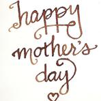 Educação - Happy Mother's Day!