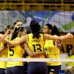 Vôlei - Brasil supera espera de seis meses, vence Peru e se garante em Londres
