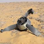 Curiosidades - 70 anos perdido no deserto