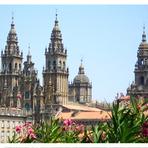 Turismo - Santiago de Compostela, Espanha