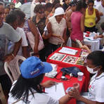 Programa Saúde na Feira leva ações ao Anjo da Guarda nesta sexta-feira