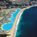 Fotos - Maior piscina do mundo ao ar livre