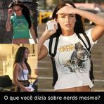 Internet - Dia do Orgulho Nerd, até a Megan Fox comemora!