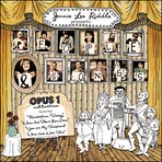 Música - CD - Jennie Lee Riddle – People & Songs – Opus 1 Collective (2012)