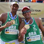Vôlei - Apenas Um Ponto Esportivo: Ricardo e Pedro Cunha dão show em Praga - Londres é logo ali