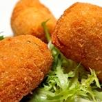 Culinária - Receita Light - Croquete de camarão apenas 61 calorias