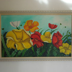Pintura - Oléo sobre tela de Isa Heusner