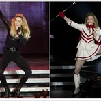 Música - Madonna abre turnê mundial com show em Israel e provoca Lady Gaga