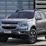 Automóveis - A nova Blazer da Chevrolet