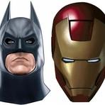 Cinema - O Google revela a VERDADEIRA identidade do Batman e do Iron Man