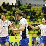 Vôlei - Mundo do Vôlei: Finlândia vence o Canadá no encerramento da etapa