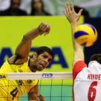 Vôlei - Mundo do Vôlei: Brasil dá o troco, vence a Polônia e assume a liderança na Liga Mundial