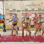 Vôlei - Apenas Um Ponto Esportivo: Praia: Grand Slam de Moscou ouro e bronze para o Brasil
