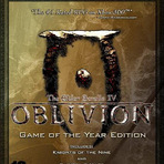 Jogos - The Elder Scrolls IV Oblivion Game of the Year Edition de xbox 360