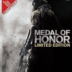 Jogos - Medal of Honor Limited Edition de xbox 360
