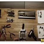 Tecnologia & Ciência - Gadgets desmontados em fotos artísticas