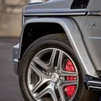 Automóveis - Mercedes-Benz G 63 AMG