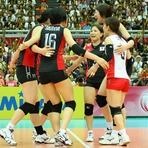 Vôlei - Mundo do Vôlei: Japão se despede do GP e já mira Londres